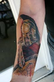 300 leonidas tattoo premblendtats flickr