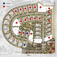 Phoenix Neighborhood Map by The Village At Mountain Shadows Cullum Homes