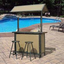 Home Depot Patio Furniture Patio Bar Sets Outdoor Bar Furniture The Home Depot