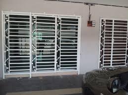 modern house grill design malaysia house modern