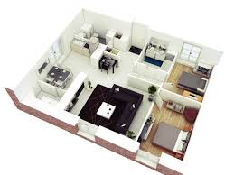 3d Floor Plan Software Free Home Design 19 Pictures Of 3d Apartment Design 25 More 2