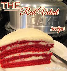 old family recipe the real red velvet cake recipe artsy