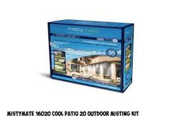 Build Your Own Patio Misting System 10 Best Patio Mister System To Buy Review 2017 Youtube
