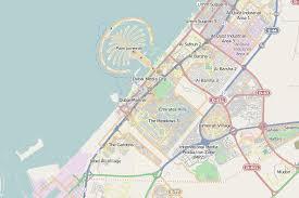 world map city in dubai map of dubai dubai