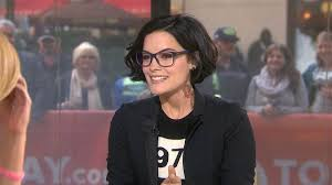 blindspot u0027 star jaimie alexander helps hoda get new ink today com