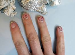 how to remove a gel manicure 4 steps with pictures
