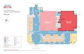 Purpose Of A Floor Plan by Exhibit Halls Signature Boston