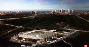 nashville mls group unveils first look at stadium proposed for