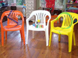 Paint For Metal Patio Furniture - best painted patio furniture with painting plastic patio furniture