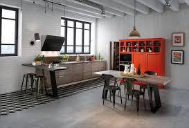 Esszimmer Und K He In Einem Raum Küchenhersteller Schmidt Küchen Hochwertige Küchen
