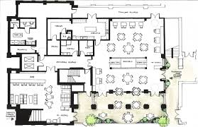 free home plans new ideas simple restaurant floor plan free home plans restaurant