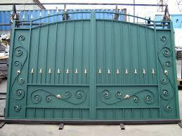 modern gate design for elegant home decoration ideas beautiful