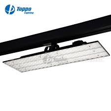 Dimmable Led Track Lighting Toppo Led Track Panel Tri Color Ip40 130 150lm W 1 100 Dali