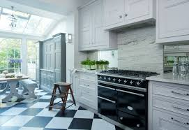 edwardian inspired cabinetry lacanche range cooker freestanding