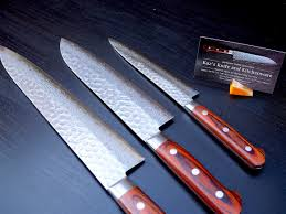 kitchen knives melbourne cut throat knives australian handmade