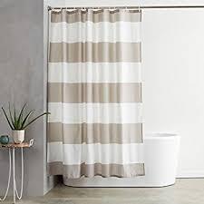 amazon com amazer rustproof stainless steel shower curtain rings