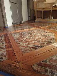 1900 farmhouse kitchen floor finish