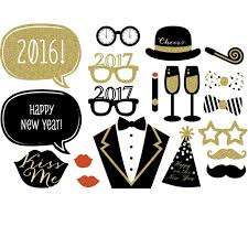 new year party supplies aliexpress buy tronzo 2017 party decoration photo booth