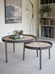 round nesting coffee table link wood set of 2 round nesting coffee tables tables rounding