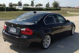 2008 bmw 335i sedan find used 2008 bmw 335i sedan 4 door 3 0l black sport 47k