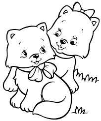 funny cat pics for kids kids coloring