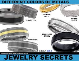 types of mens wedding bands shopping for the men s wedding band jewelry secrets
