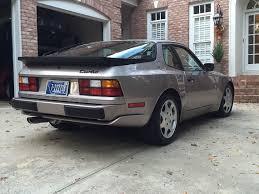 1988 porsche 944 turbo for sale 1988 porsche 944 turbo s silver german cars for sale