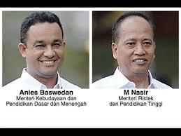 profil jokowi dan jk video dedikasi tinggi ini profil keenam menteri baru kabinet kerja