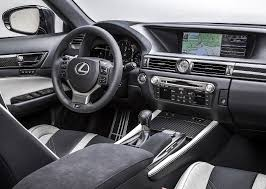 lexus sedan 2015 interior lexus gs f specs 2015 2016 2017 autoevolution