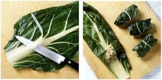 comment cuisiner des feuilles de blettes feuilles de blettes farcies selek recette libanaise facile