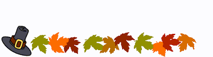 free thanksgiving clipart border clipartpig
