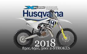 50cc motocross bikes dirt bike magazine husqvarna official release 2018 2 stroke