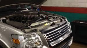 ford explorer coolant leak radiator repair youtube