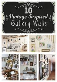 project clock gallery wall bless u0027er house