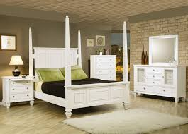White Bedroom Furniture Sets Bedroom Design Ideas - Modern white leather bedroom set