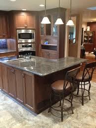 Alder Kitchen Cabinets by Knotty Alder Kitchen Feist Cabinets And Woodworks Inc