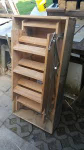 treppe zum dachboden gebraucht dachboden leiter 3 fach klappbare treppe in 82386