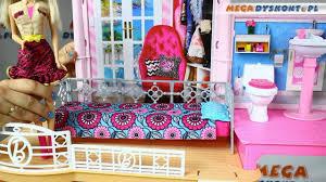 House Pl by Barbie My Style House Barbie Stylowy Domek Mattel
