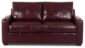 Maroon Leather Sofa Popular Of Burgundy Leather Sofa Interiorvues