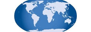 Flat Map Of The World International Travelers At Munro House Bed U0026 Breakfast