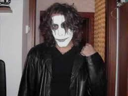 Corvo Costume Halloween Crow Il Corvo Halloween 2009