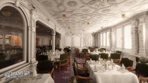 titanic first class dining room tumblr