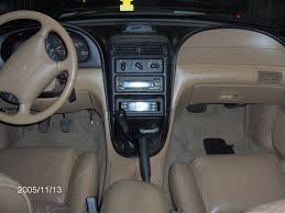 95 mustang gt interior what car would reached legendary status if it wasn t for that