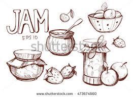 hand draw mason jar vectors download free vector art stock