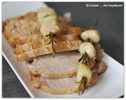 cuisiner l ail rôti de porc à l ail cuisiner tout simplement le de