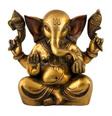 Statue For Home Decoration Spiritual Kaan Ganesha Statue In Brass Good Luck Home Decor