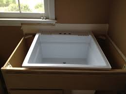 laundry room sink ideas sink great preferable how to install utility sink in laundry room