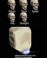 Black Gay Memes - dopl3r com memes white black asian gay straight nibbas whomst