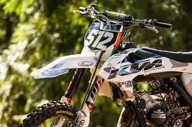 snow motocross bike snow camo ktm 125 sx ml512 u0027s bike check vital mx