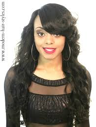 full sew in hairstyles gallery short black women hairstyles of weaves braids and protective